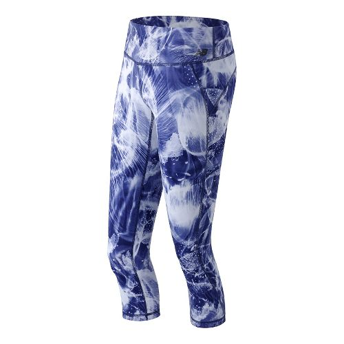 Women's New Balance�Premium Performance Capri Print