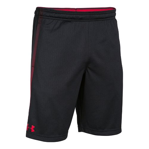 Mens Under Armour Tech Mesh Unlined Shorts - Black LR