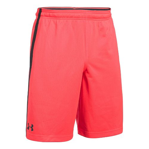 Mens Under Armour Tech Mesh Unlined Shorts - White L
