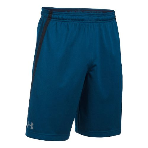 Mens Under Armour Tech Mesh Unlined Shorts - Blue Marker XXL