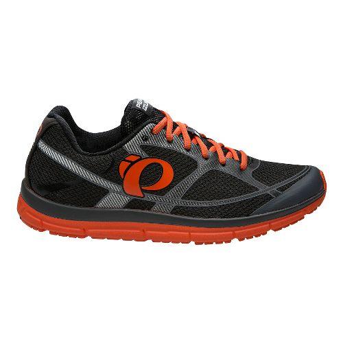 Mens Pearl Izumi EM Road M2 V3 Running Shoe - Grey/Black 14