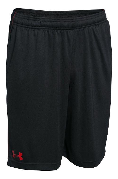 Mens Under Armour Tech Graphic Unlined Shorts - Black XL
