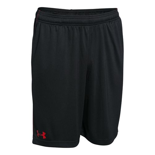 Mens Under Armour Tech Graphic Unlined Shorts - Black M