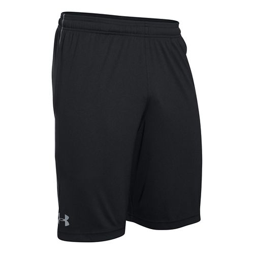 Mens Under Armour Tech Graphic Unlined Shorts - Black/Steel 3XL