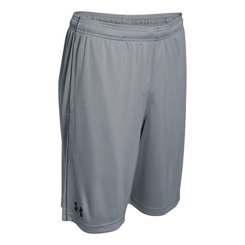 Mens Under Armour Tech Graphic Unlined Shorts - Steel M