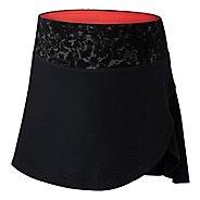 Womens New Balance Woven Skorts Fitness Skirts