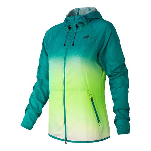 Women's New Balance�Windcheater Hybrid Jacket