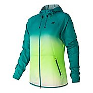 Mens New Balance Windcheater Hybrid Rain Jackets