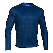 Mens Under Armour Tech Waffle T Long Sleeve Technical Tops