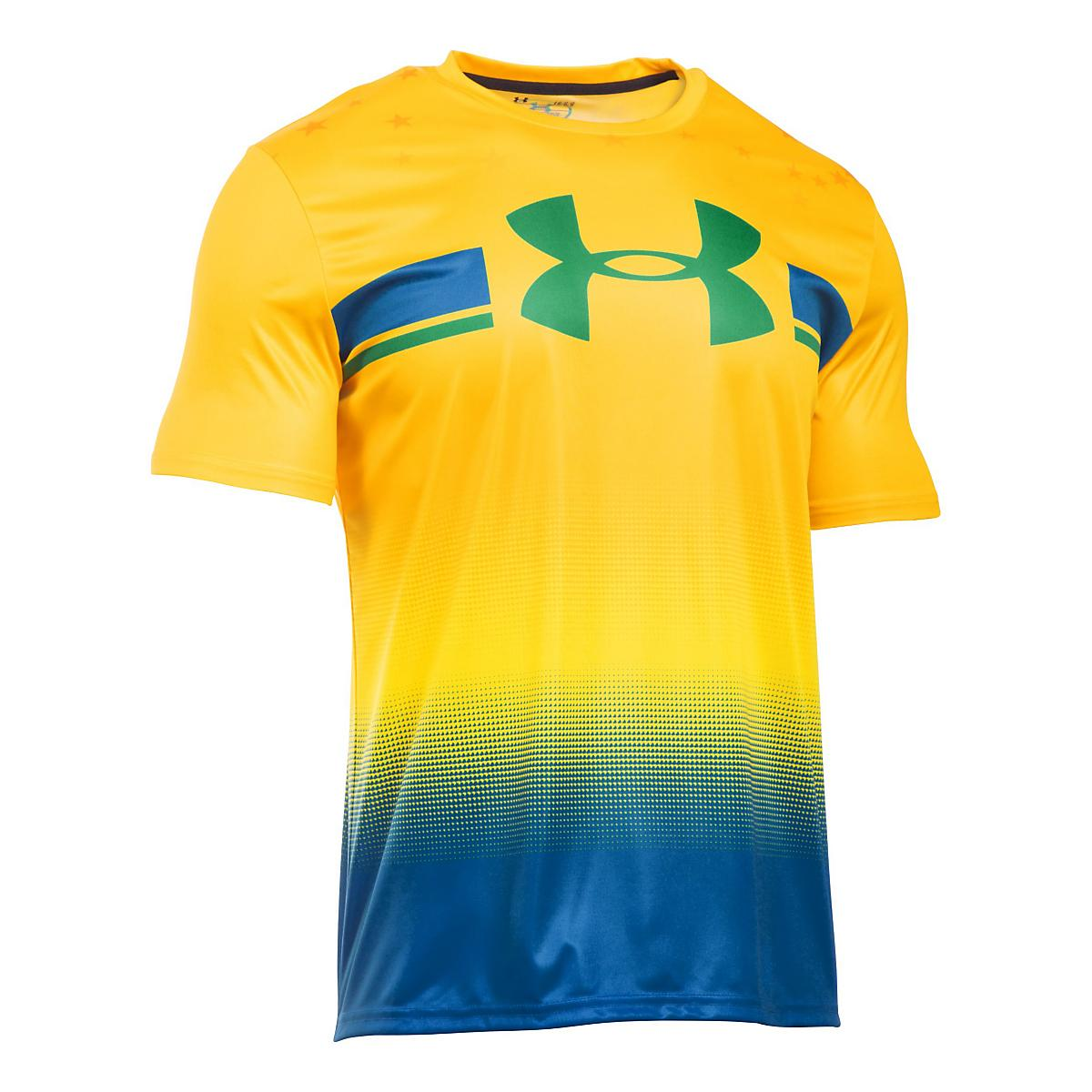Men's Under Armour�Brazil Country Pride Shortsleeve T