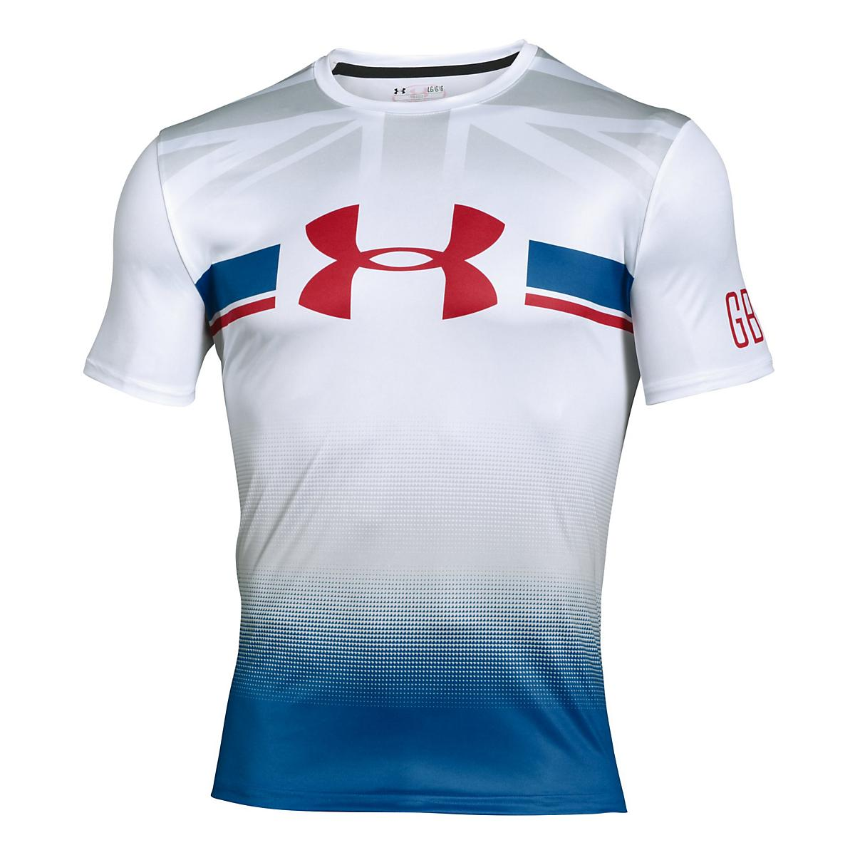 Men's Under Armour�Great Britain Country Pride Shortsleeve