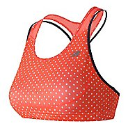 Womens New Balance The Tonic Crop Print Sports Bras