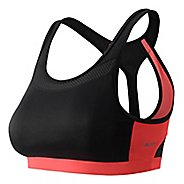 Womens New Balance The Metro Run Crop Sports Bras