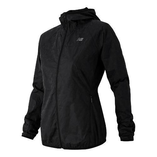 Women's New Balance�Reflective Windcheater Jacket