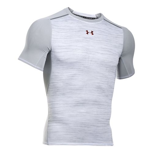 Men's Under Armour�HeatGear Podium Compression Shortsleeve