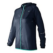 Womens New Balance Lite Packable Running Jackets