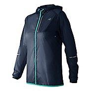 Womens New Balance Lite Packable Running Jackets