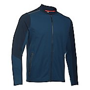 Mens Under Armour HeatGear Podium Knit Cold Weather Jackets