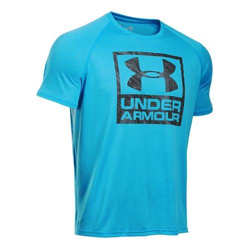 Men's Under Armour�Tech Boxed Logo T
