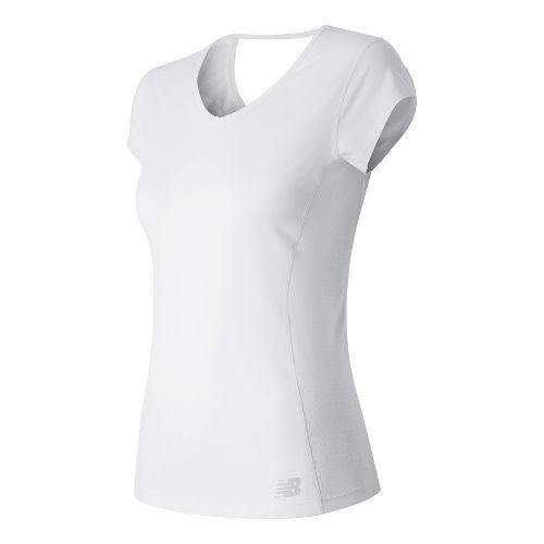 Women's New Balance�Tournament Cap Sleeve Top
