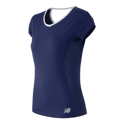 Women's New Balance�Tournament Cap Sleeve Top