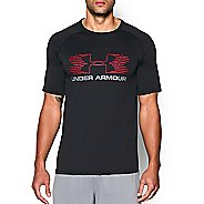 Mens Under Armour Tech Movement Sportstyle T Short Sleeve Technical Tops