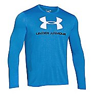 Mens Under Armour Tech Twist SportStyle T Long Sleeve Technical Tops