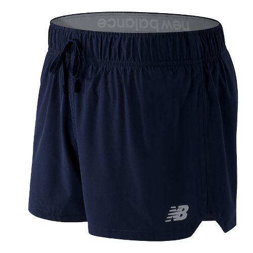 Womens New Balance Ultra Muni Lined Shorts - Aviator S