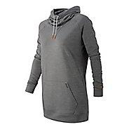 Womens New Balance Sunrise Hoodie & Sweatshirts Non-Technical Tops