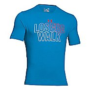 Mens Under Armour Losers Walk T Short Sleeve Technical Tops