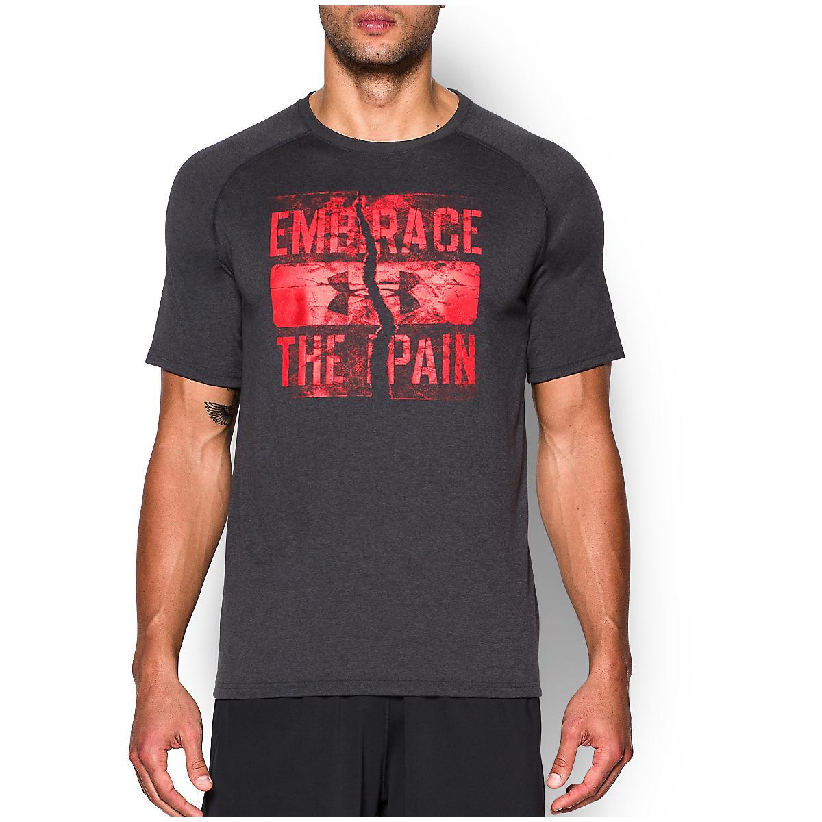 Men's Under Armour�Embrace The Pain Shortsleeve T