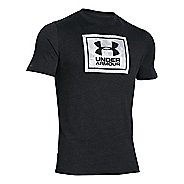 Mens Under Armour Street Box T Short Sleeve Technical Tops