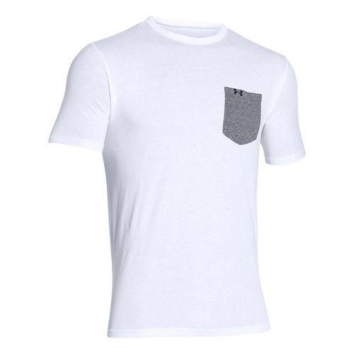 Men's Under Armour�Tri-blend Pocket T