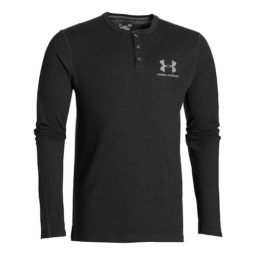 Men's Under Armour�Triblend Long Sleeve Henley