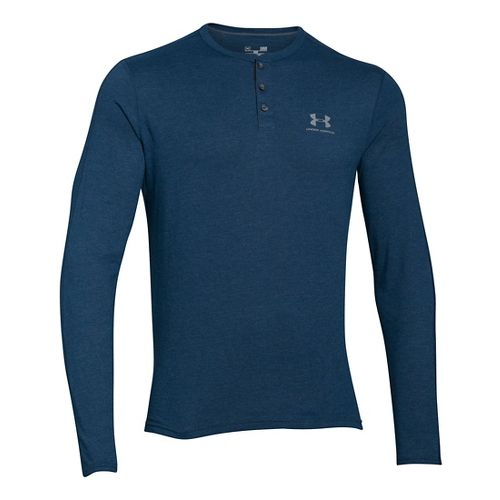 Men's Under Armour�Tri-blend Longsleeve Henley
