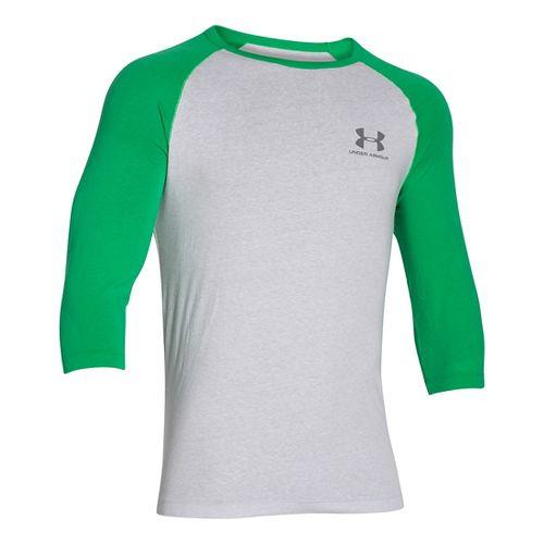 Men's Under Armour�Tri-blend 3/4 Sleeve T