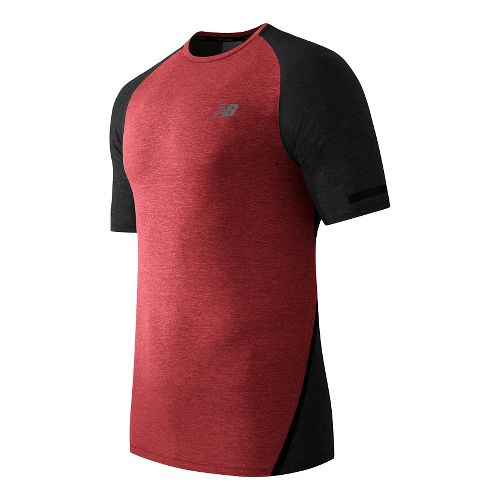 Men's New Balance�Trinamic Short Sleeve Top