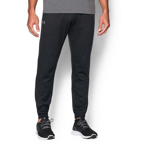 Mens Under Armour SportStyle Jogger Pants - Black 4XLR