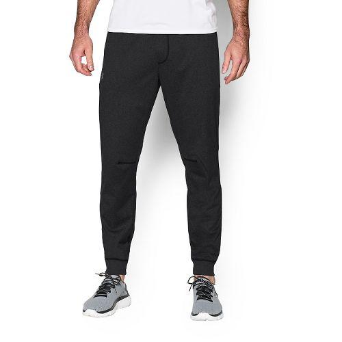 Mens Under Armour SportStyle Jogger Pants - Asphalt Heather 4XLR