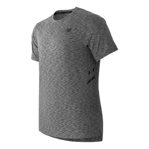 Men's New Balance�Max Speed Short Sleeve Top