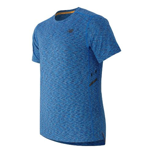 Men's New Balance�Max Speed Short Sleeve Top
