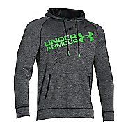 Mens Under Armour Storm Armour Fleece Graphic Hoodie & Sweatshirts Technical Tops