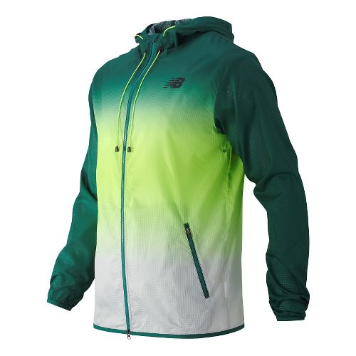 Men's New Balance�Windcheater Hybrid Jacket