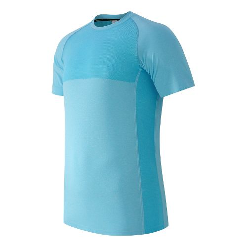 Men's New Balance�M4M Seamless Short Sleeve Top