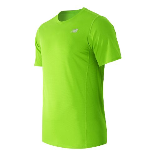 Men's New Balance�Accelerate Short Sleeve