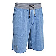 Mens Under Armour Beast Terry Unlined Shorts