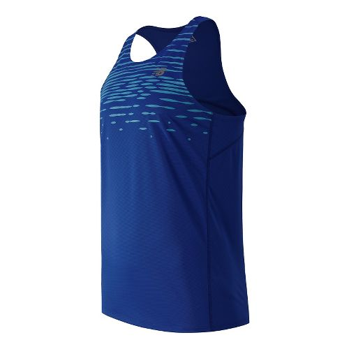 Men's New Balance�Accelerate Graphic Singlet