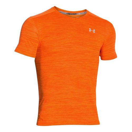 Men's Under Armour�Streaker V-Neck Short Sleeve T