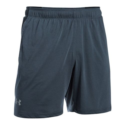 Mens Under Armour Streaker Unlined Shorts - Stealth Grey XXL