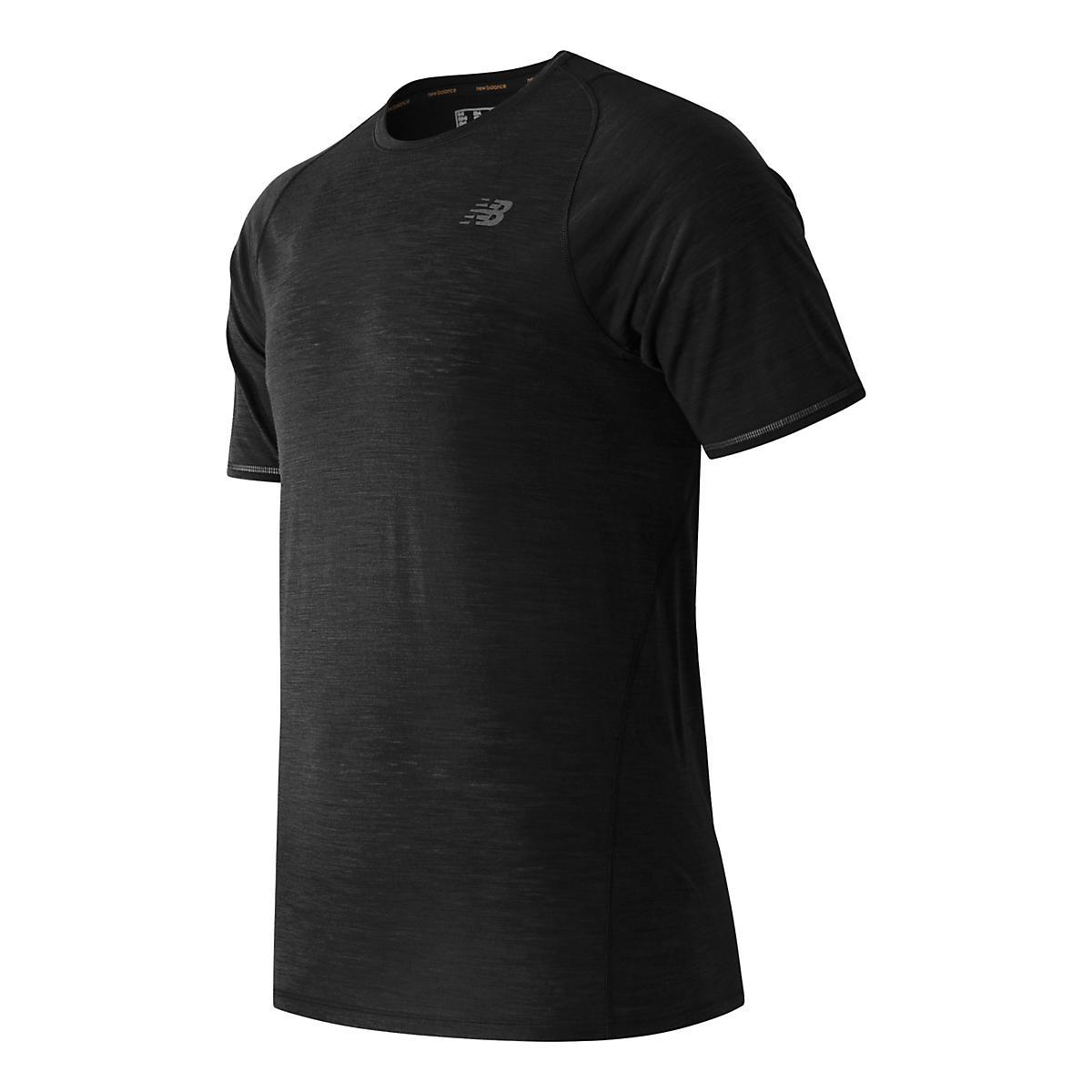 Men's New Balance�Performance Merino Short Sleeve